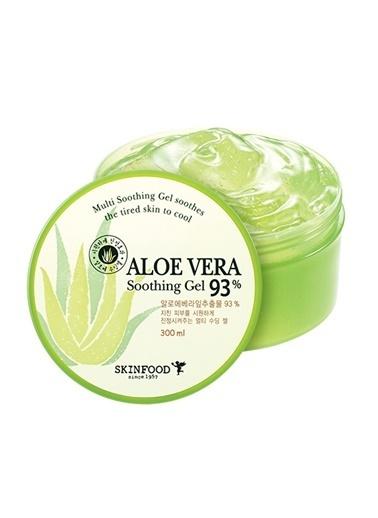 Skinfood Aloe Vera 93% Ferahlatıcı Nemlendirici Jel (After Sun) 300Ml Renksiz